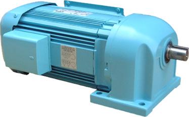 GE Series geared motor